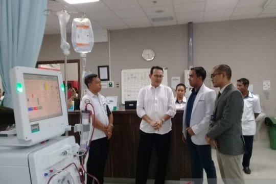 Dirut BPJS Kesehatan tinjau fasilitas kesehatan RS Siloam Labuan Bajo