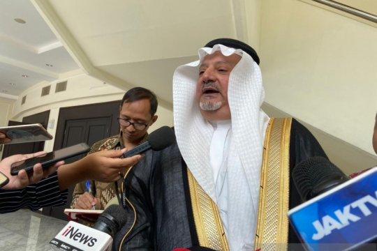 Arab: Penambahan kuota haji tunggu pembangunan perluasan area selesai