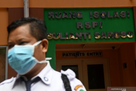 KSP: wacana RS khusus virus menular baru sebatas curah pendapat