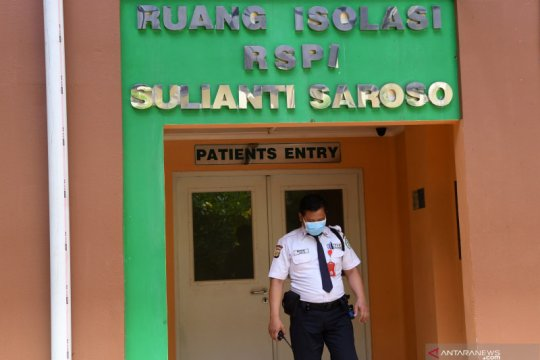 RSPI Sulianti Saroso antisipasi pasien terduga virus korona