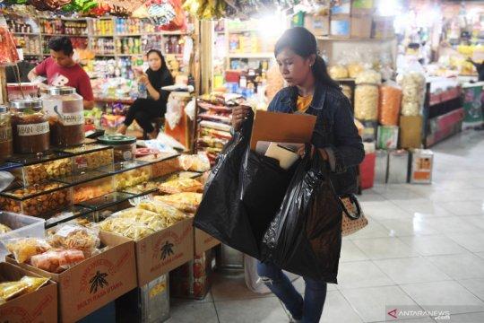 Pasar tanpa kantong plastik kresek
