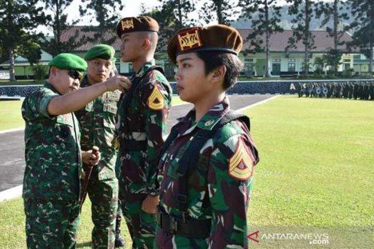 Taruna Akademi Militer tingkat III selesaikan latihan hulubalang