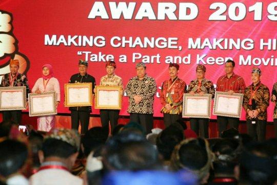 Gubernur Kalsel bertekad seperti Yogyakarta dalam reformasi birokrasi