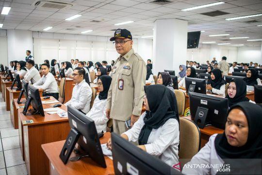 Tes CPNS di Jakarta