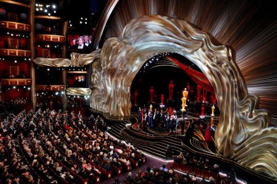 Hidangan di acara Oscar akan ramah lingkungan, bebas botol plastik