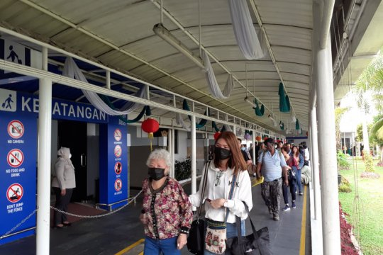 127 wisman asal China dipulangkan ke negara asal via Batam