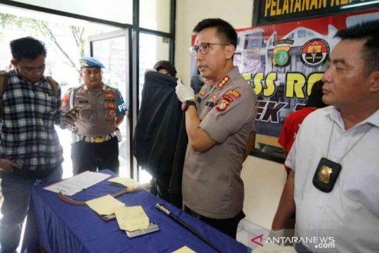 Polisi Bekasi bekuk empat remaja spesialis begal