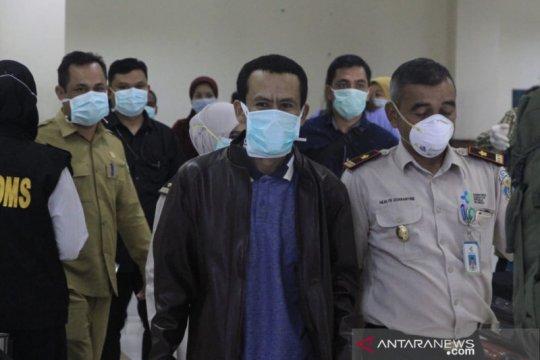 Satu mahasiswa Aceh di China tiba di Tanah Rencong, kondisinya sehat