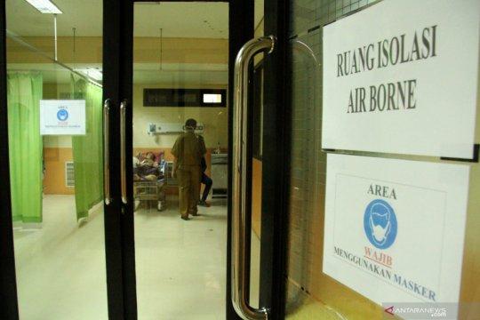 Disinformasi, pasien terduga corona di RSUD Bekasi