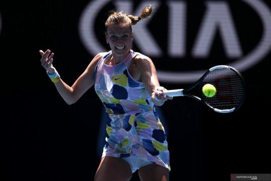 Kvitova dan Pliskova bersaudara akan bertanding di Praha