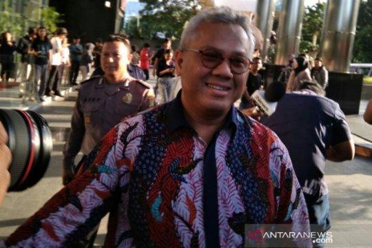 KPK konfirmasi Arief Budiman-Viryan Azis mekanisme PAW di KPU
