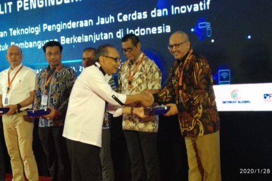 Pemanfaatan penginderaan jarak jauh di Banten diapresiasi LAPAN