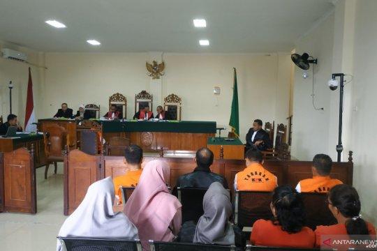 Pengadilan Tipikor Pontianak vonis Bun Si Fat selama 18 bulan penjara