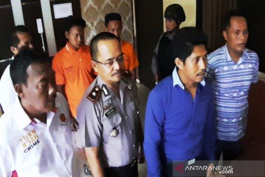 Polisi ringkus dua pelaku pembunuhan di Jalan SMPN 7 Banjarmasin
