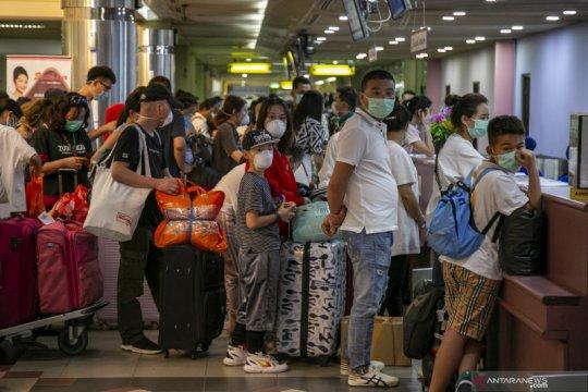 Wisman asal China ke Sulut turun akibat Corona