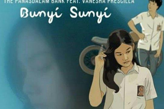 "The Panasdalam Bank duet dengan Vanesha Prescilla di ""Bunyi Sunyi"""