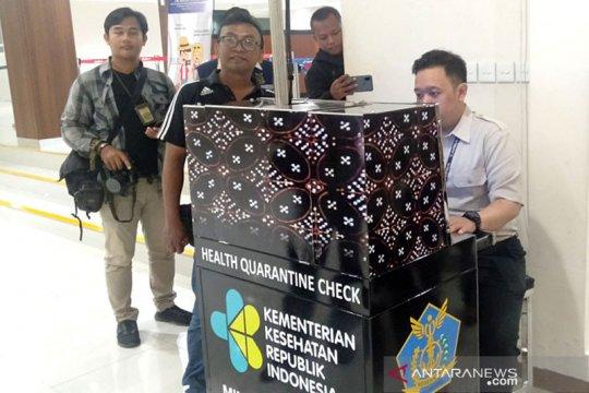 Agen perjalanan segera pulangkan wisatawan asal China