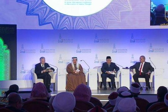 Din sampaikan peran pembaruan ormas Islam Indonesia di Mesir
