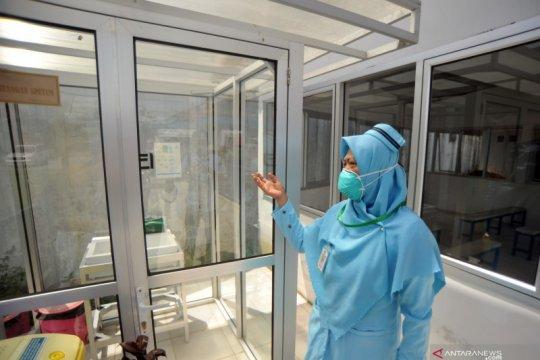 Antisipasi virus Corona di Padang