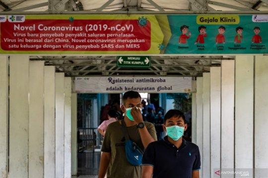 2 lagi pasien positif corona di Semarang sembuh