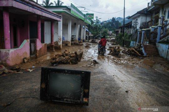 Tanggap darurat bencana di Lebak berakhir