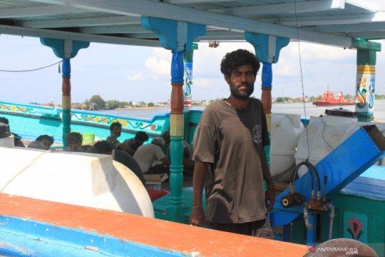 Imigran Iran terdampar di Aceh Barat