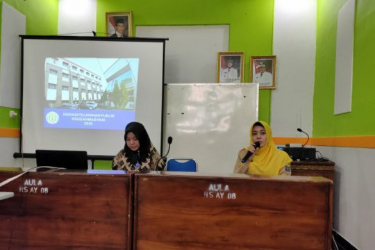 RSUD Ahmad Yani Kota Metro luncurkan 10 inovasi layanan publik