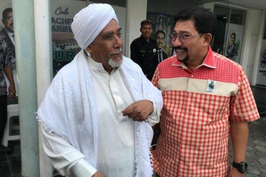 Machfud Arifin dapat dukungan Habib Zein maju Pilkada Surabaya