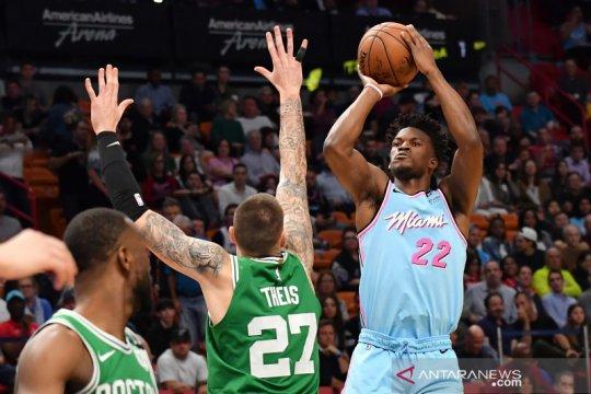 NBA : Miami Heat vs Boston Celtics