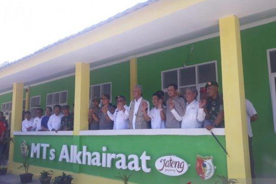 Jateng bantu pemulihan Pasigala di sektor pendidikan-sosial keagamaan