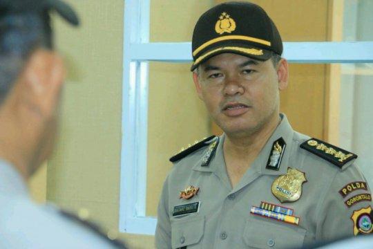 Polisi tangkap satu tahanan yang kabur dari Polsek Batang Anai