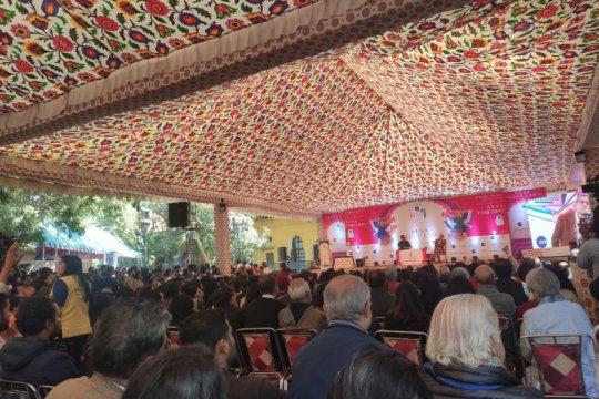 KBRI Delhi ikutsertakan Indonesia di Jaipur Literature Festival