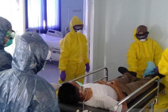 RS Lantamal VI Makassar siapkan ruangan khusus suspect Corona