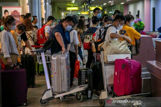 Penerbangan terakhir dari Batam ke China dibatalkan