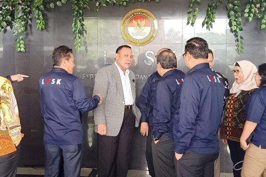 Ketua KPK tidak berikan target penangkapan Harun Masiku