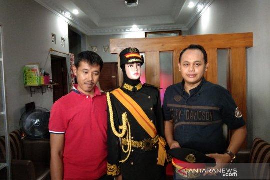 Kostum Keraton Agung Sejagat Purworejo diproduksi di Bantul