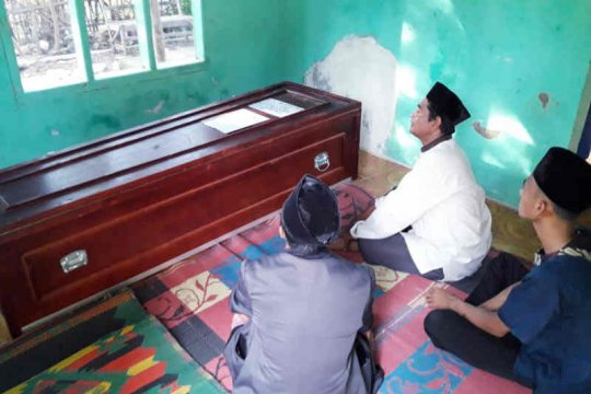 Jenazah TKW Cirebon meninggal di Arab telah dimakamkan