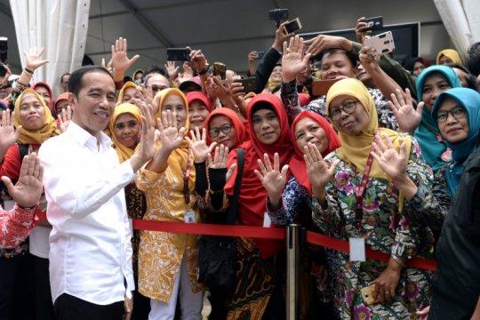Presiden Jokowi targetkan Indonesia bebas TBC tahun 2030