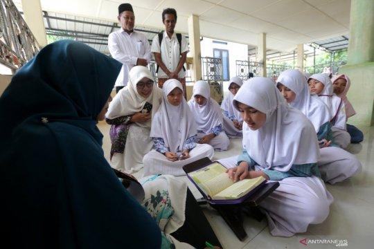 Seleksi siswa sekolah unggulan