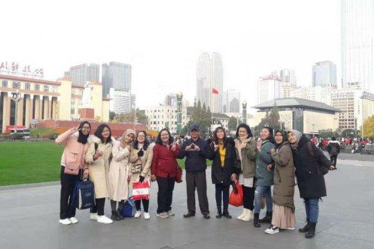 Korban isolasi corona asal Solo di China minta segera dievakuasi