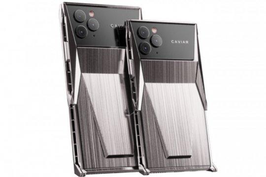 Caviar Cyberphone padukan Cybertruck dan iPhone 11 Pro