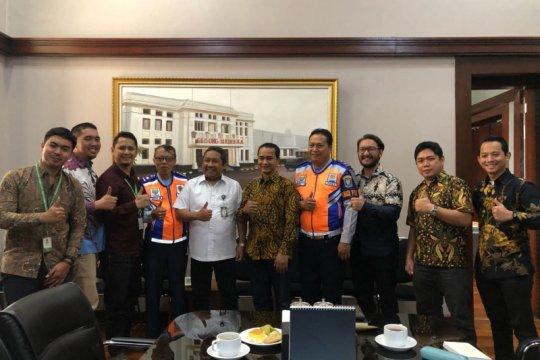 Pemkot Bandung komitmen bangun ekosistem untuk skuter listrik aman