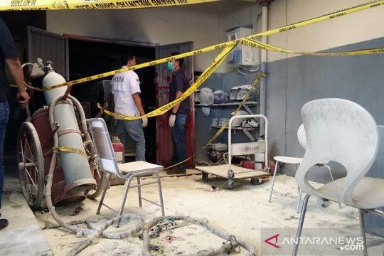 Lima saksi diperiksa soal terbakarnya genset SPBU Pos Pengumben