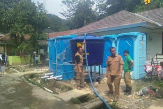 Menteri PUPR perhatikan kebutuhan air bersih korban banjir Lebak