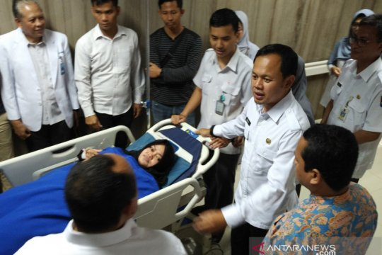 Bima Arya sebut ada dinamika pada pembangunan ruang rawat RSUD Bogor