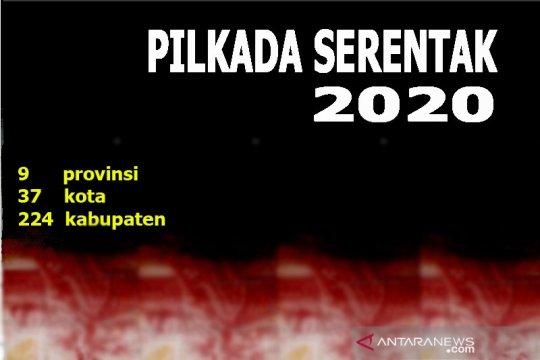 Rabu (20/5), Komisi II gelar raker bahas tahapan Pilkada 2020