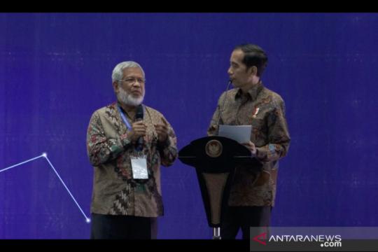 Presiden Jokowi beri hadiah pribadi kepada peneliti dari ITB