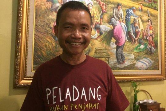 Persatuan Peladang Tradisional Kalbar temui Menko Polhukam