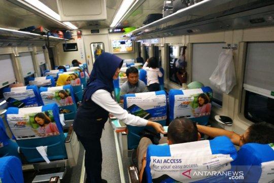 KA Mutiara Timur kembali beroperasi