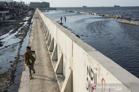 """Mendamba """"Deltawerken"""" humanis di Teluk Jakarta"""